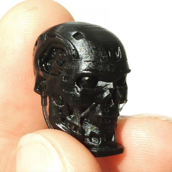 Фотополимерная смола 3D FunToDo Deep Black черная