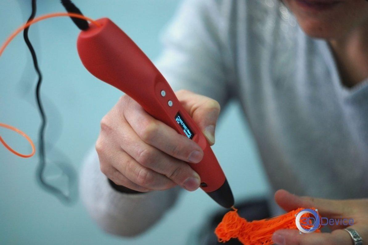 Что такое 3D ручка – как выбрать 3D ручку