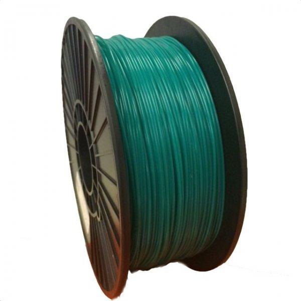 купить PLA пластик для 3D принтера темно зеленый