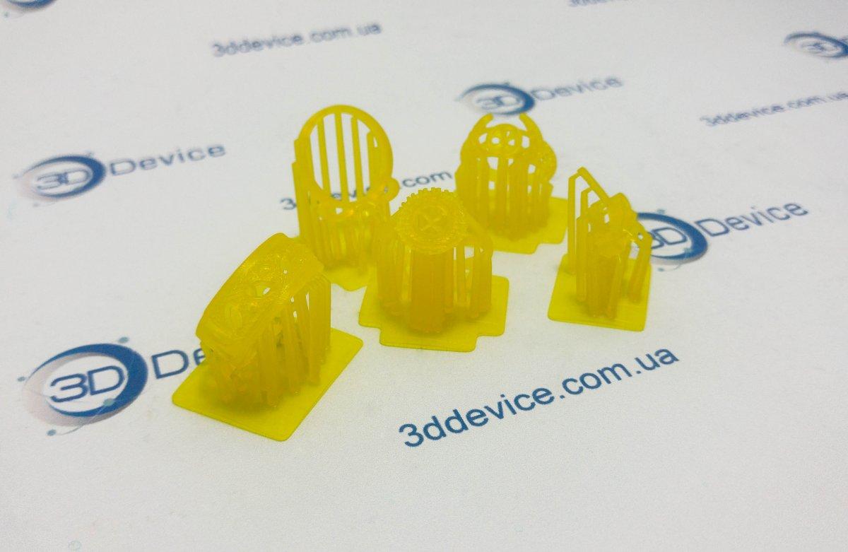SLA 3D принтер в ювелирном деле