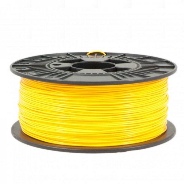PLA пластик Украина желтый
