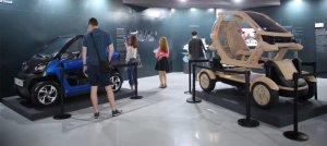 Авто на 3Д принтере в Корее