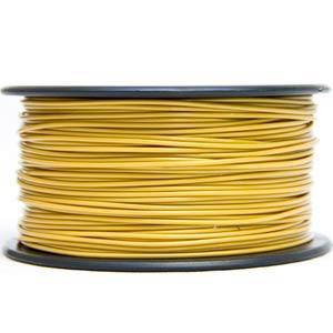 Золотой ПЛА пластик для 3D печати