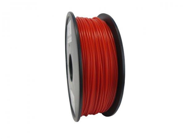 Купить ПЛА пластик для 3D принтера красный в Украине