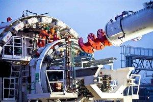 Линия метро Crossrail и 3D печать бетоном