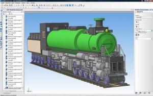Обзор компас 3D моделирование