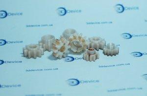 Мелкосерийное производство пластмассовых изделий на 3D-принтере в Украине