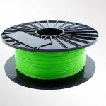 Прозрачный зеленый PLA 1.75 мм