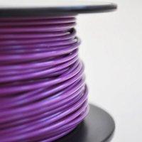 Пурпурный пластик PLA