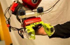 Робот на 3Д принтере будет осязать
