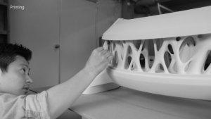 Создание авто на 3Д принтере