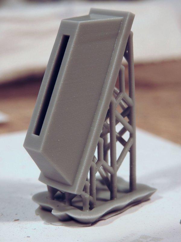 Фотополимерная смола для 3Д принтера Formlabs