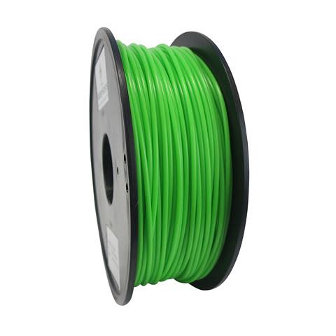 PLA пластик 3DDevice зеленый 3.00 мм