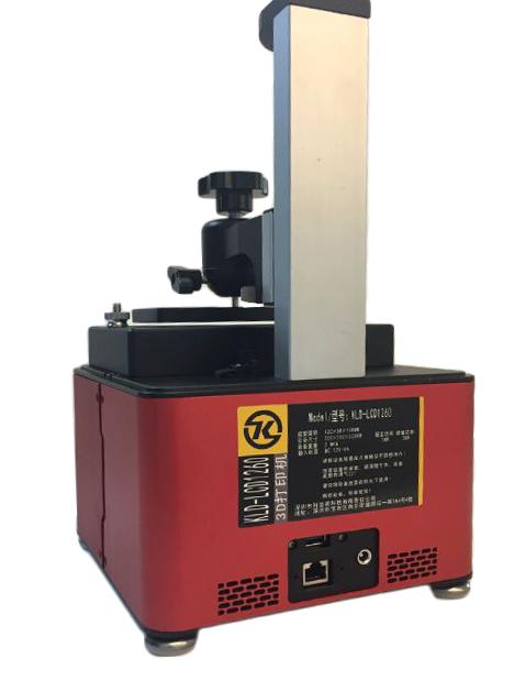 LCD 3D принтер по доступной цене