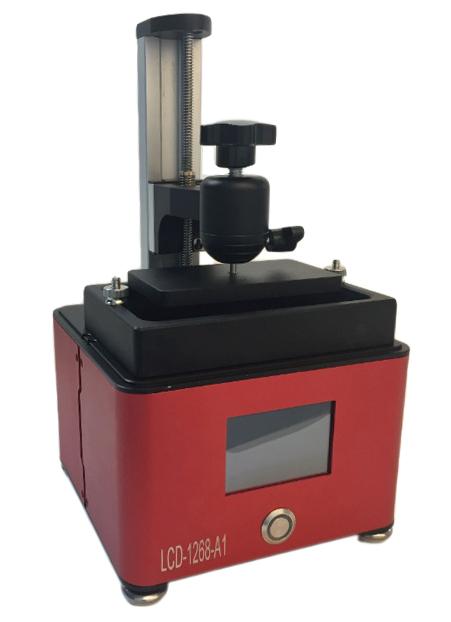 LCD 3D принтер