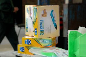 Аренда 3D принтера и 3D ручек в Украине