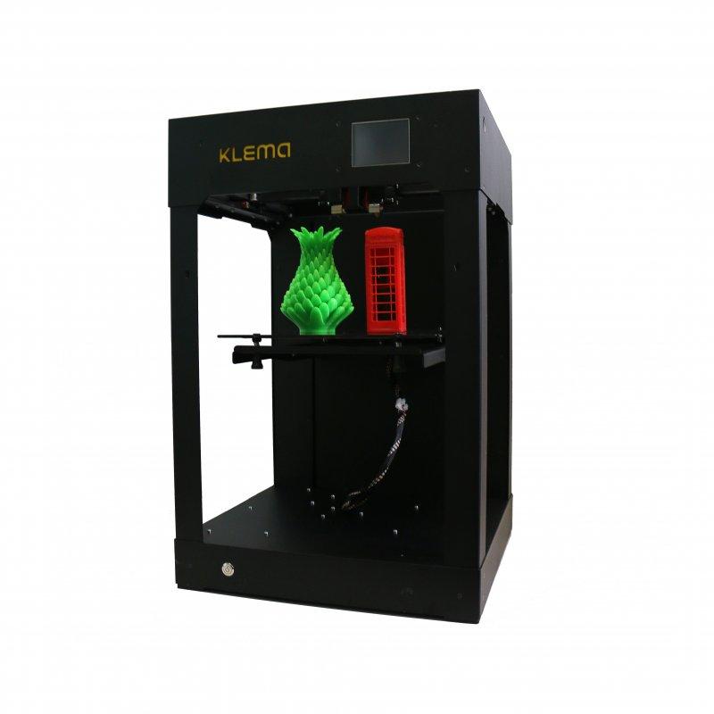 Украинский 3D-принтер Klema Twin Pro