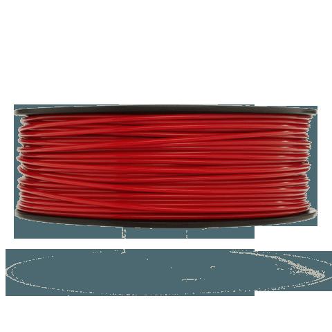Красный АБС пластик купить Киев
