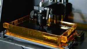 Микро 3Д печать на специальном 3D принтере
