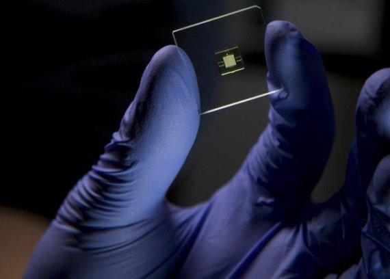 Микро 3Д печать микрожидкостных систем