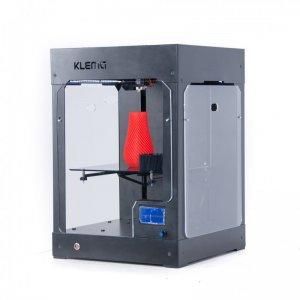 Обзор 3D принтера KLEMA в акриле