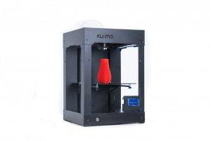 KLEMA Обзор 3D принтера в Киеве