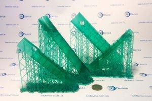 Точная 3D печать SLA