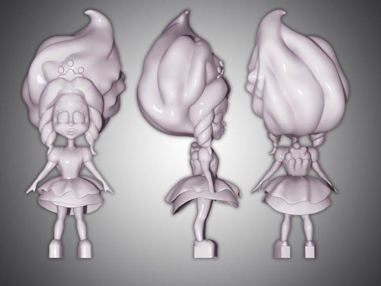 Работы 3d модели для печати работа для девушек в спб на