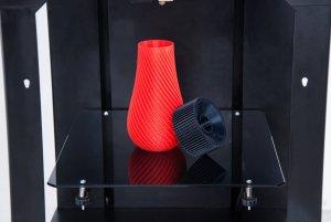 Обзор 3D принтера печать из пластика