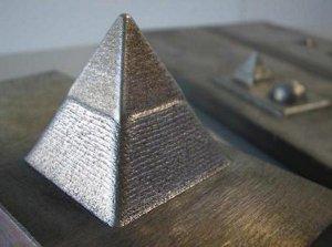 3D печать из металла на настольном 3Д принтере