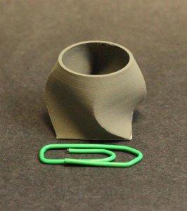 3D печать из металла на FDM 3D принтере