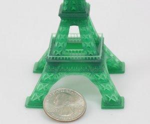 Быстрый 3D принтер печать