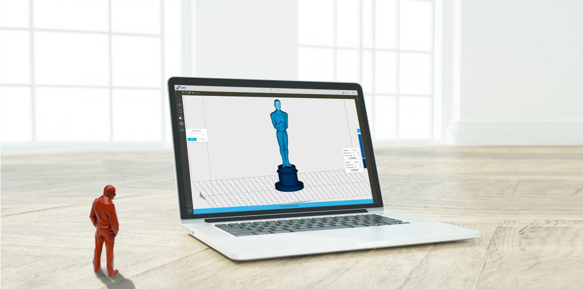 Купить самый быстрый 3D принтер