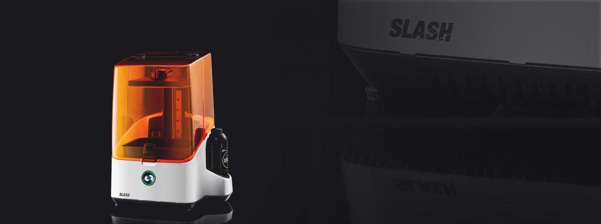 Самый быстрый 3D принтер SLA