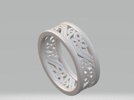 3Д моделирование ювелирных изделий