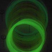 Люминесцентный пластик для 3D принтеров Украина