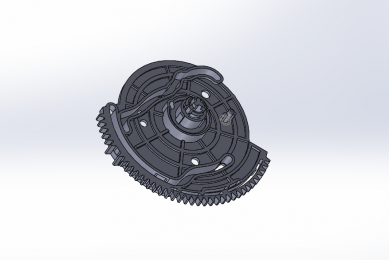 3Д-моделирование редуктора