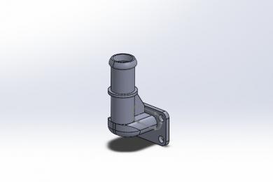 3Д-моделирование трубы