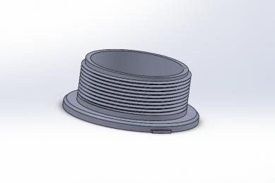 3D моделирование резьбы