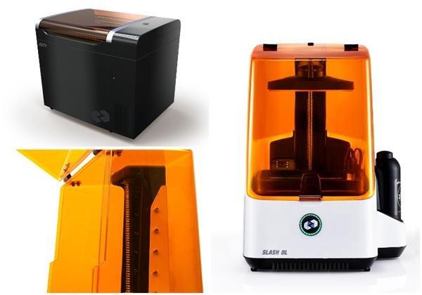 3D принтер SLASH+