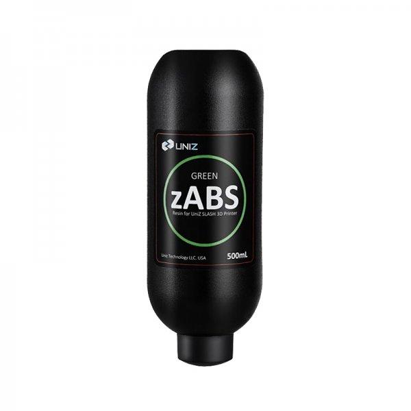 Жидкий фотополимерный материал zABS купить Киев