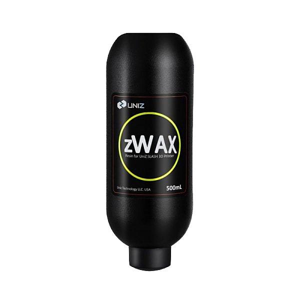 жидкий фотополимерный материал zWAX купить Киев