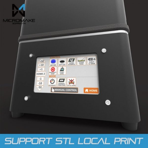 3D принтер Micromake L2 UV SLA