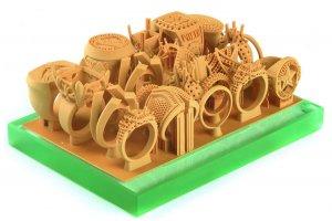 Для чего нужна DLP 3D печать
