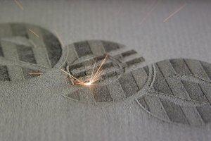 Прямое лазерное спекание металлов методика