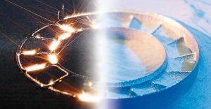 Селективное лазерное плавление металлов методика