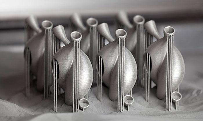 Селективное лазерное плавление металлов SLM
