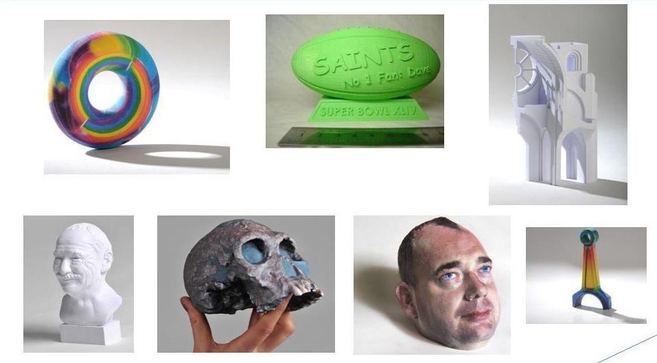 Цветная 3D печать из бумаги
