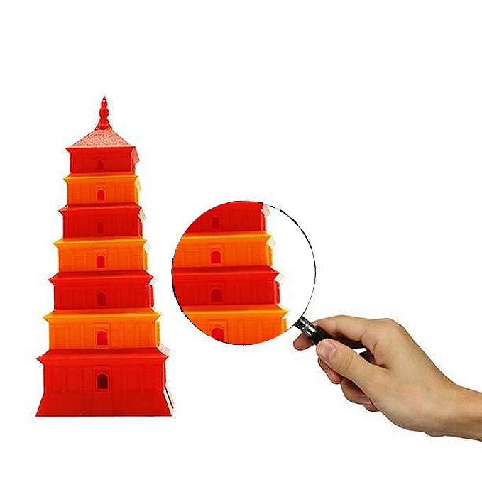 3Д модель принтер ФДМ Anet