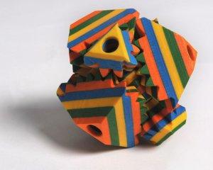 3D печать из бумаги технология